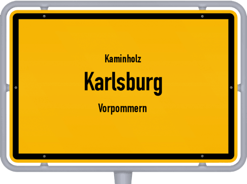 Kaminholz & Brennholz-Angebote in Karlsburg (Vorpommern), Großes Bild
