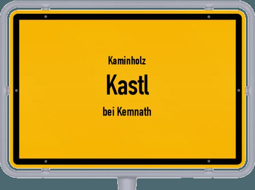 Kaminholz & Brennholz-Angebote in Kastl (bei Kemnath), Großes Bild