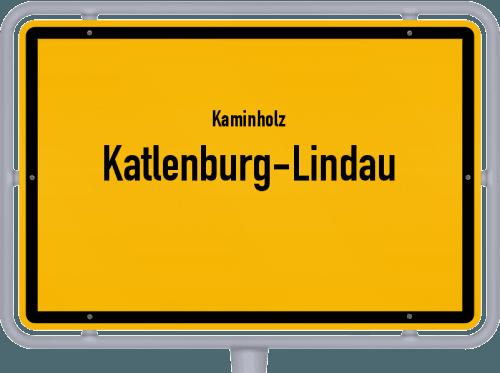 Kaminholz & Brennholz-Angebote in Katlenburg-Lindau, Großes Bild