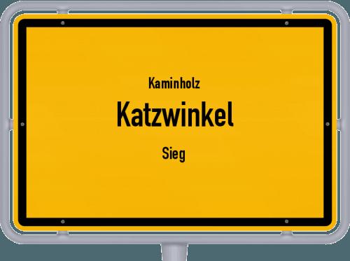 Kaminholz & Brennholz-Angebote in Katzwinkel (Sieg), Großes Bild