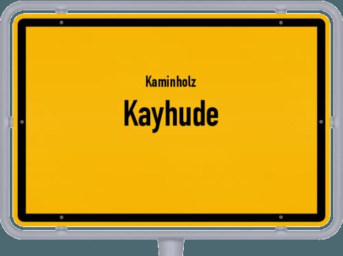 Kaminholz & Brennholz-Angebote in Kayhude, Großes Bild