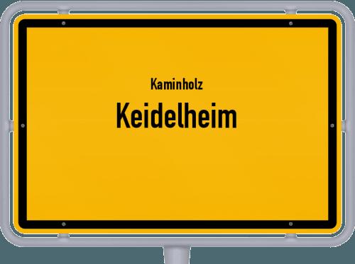Kaminholz & Brennholz-Angebote in Keidelheim, Großes Bild
