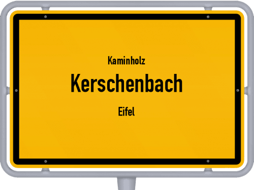 Kaminholz & Brennholz-Angebote in Kerschenbach (Eifel), Großes Bild