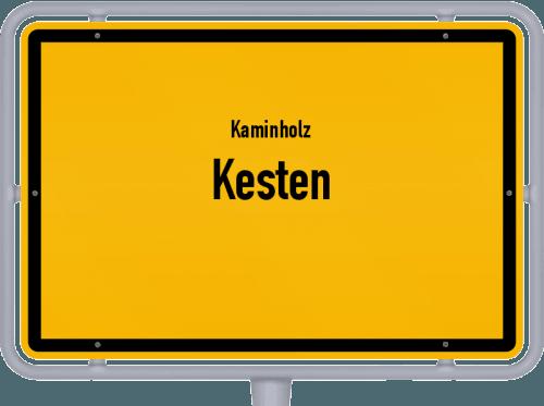 Kaminholz & Brennholz-Angebote in Kesten, Großes Bild
