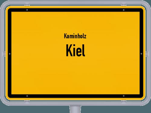 Kaminholz & Brennholz-Angebote in Kiel, Großes Bild
