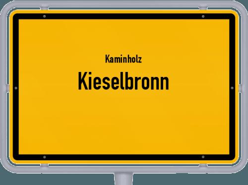 Kaminholz & Brennholz-Angebote in Kieselbronn, Großes Bild