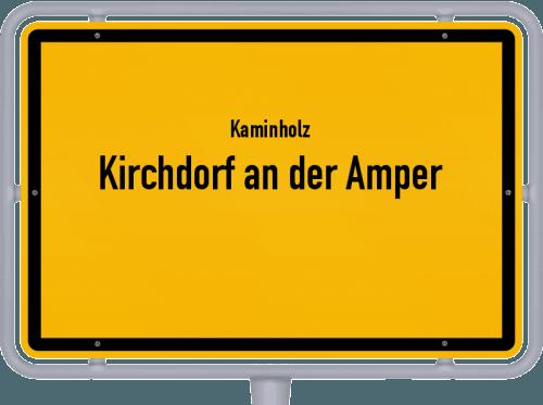 Kaminholz & Brennholz-Angebote in Kirchdorf an der Amper, Großes Bild