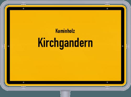 Kaminholz & Brennholz-Angebote in Kirchgandern, Großes Bild