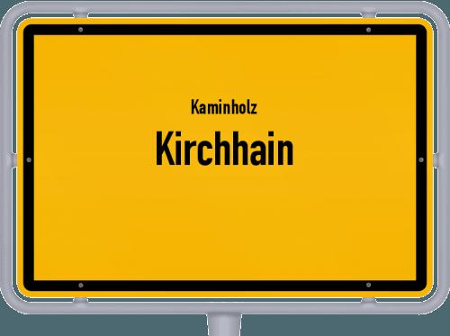 Kaminholz & Brennholz-Angebote in Kirchhain, Großes Bild