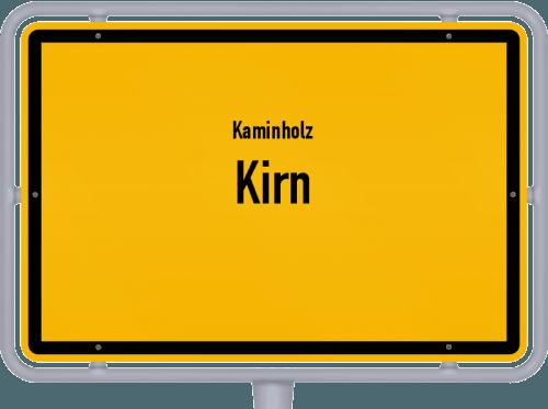 Kaminholz & Brennholz-Angebote in Kirn, Großes Bild