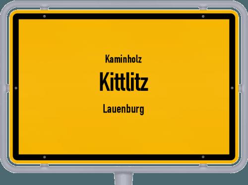 Kaminholz & Brennholz-Angebote in Kittlitz (Lauenburg), Großes Bild