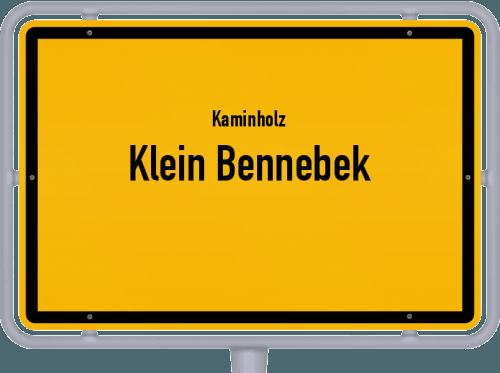 Kaminholz & Brennholz-Angebote in Klein Bennebek, Großes Bild