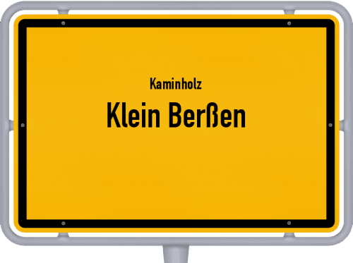 Kaminholz & Brennholz-Angebote in Klein Berßen, Großes Bild