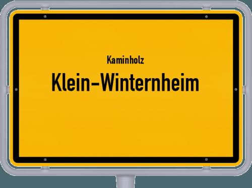 Kaminholz & Brennholz-Angebote in Klein-Winternheim, Großes Bild