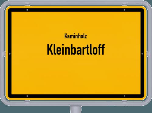 Kaminholz & Brennholz-Angebote in Kleinbartloff, Großes Bild
