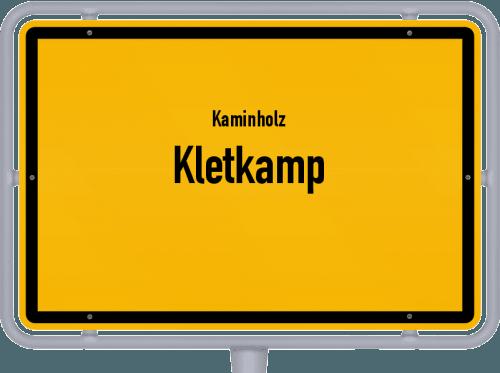 Kaminholz & Brennholz-Angebote in Kletkamp, Großes Bild