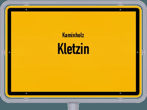 Kaminholz & Brennholz-Angebote in Kletzin, Großes Bild