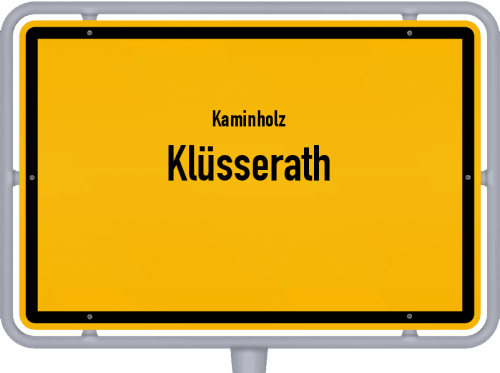 Kaminholz & Brennholz-Angebote in Klüsserath, Großes Bild