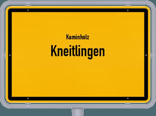 Kaminholz & Brennholz-Angebote in Kneitlingen, Großes Bild
