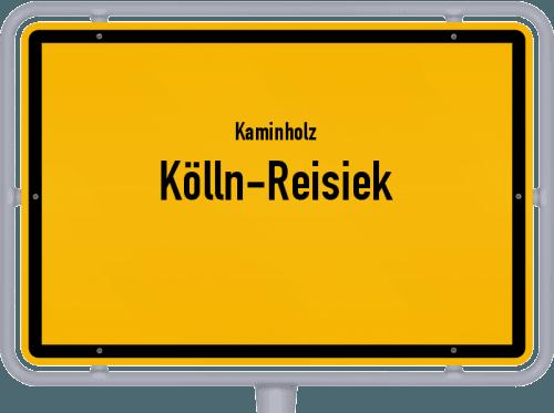 Kaminholz & Brennholz-Angebote in Kölln-Reisiek, Großes Bild