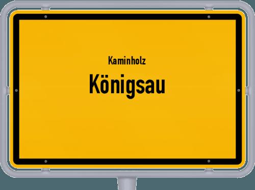 Kaminholz & Brennholz-Angebote in Königsau, Großes Bild