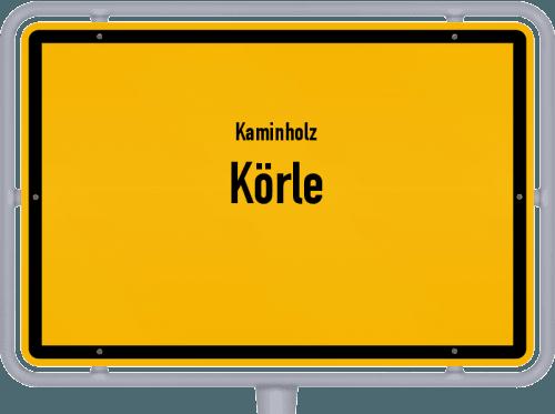 Kaminholz & Brennholz-Angebote in Körle, Großes Bild