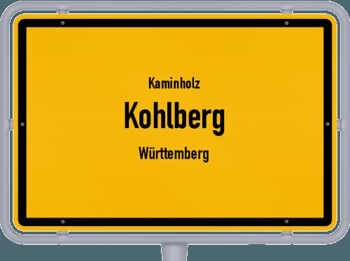 Kaminholz & Brennholz-Angebote in Kohlberg (Württemberg), Großes Bild