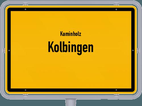 Kaminholz & Brennholz-Angebote in Kolbingen, Großes Bild