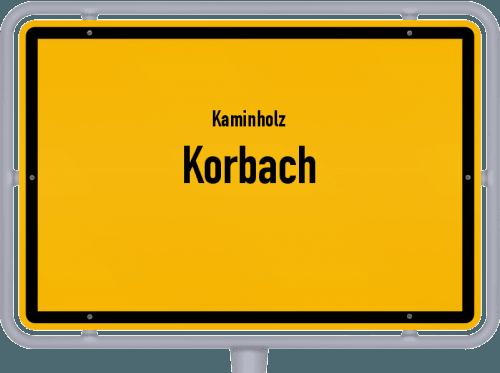 Kaminholz & Brennholz-Angebote in Korbach, Großes Bild