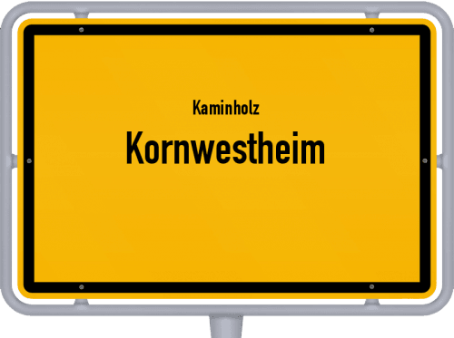 Kaminholz & Brennholz-Angebote in Kornwestheim, Großes Bild