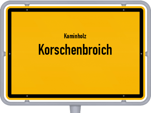 Kaminholz & Brennholz-Angebote in Korschenbroich, Großes Bild