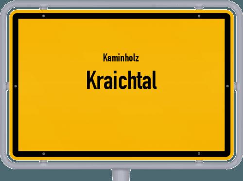 Kaminholz & Brennholz-Angebote in Kraichtal, Großes Bild