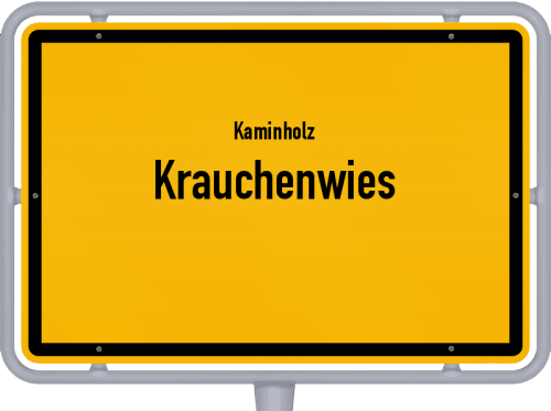 Kaminholz & Brennholz-Angebote in Krauchenwies, Großes Bild
