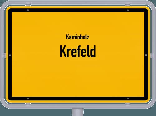 Kaminholz & Brennholz-Angebote in Krefeld, Großes Bild