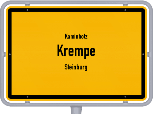 Kaminholz & Brennholz-Angebote in Krempe (Steinburg), Großes Bild