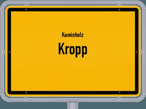 Kaminholz & Brennholz-Angebote in Kropp, Großes Bild