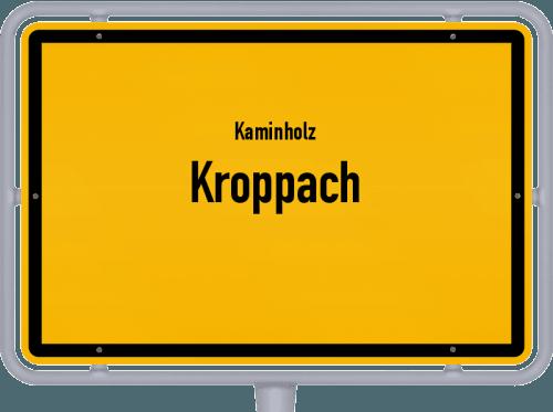 Kaminholz & Brennholz-Angebote in Kroppach, Großes Bild