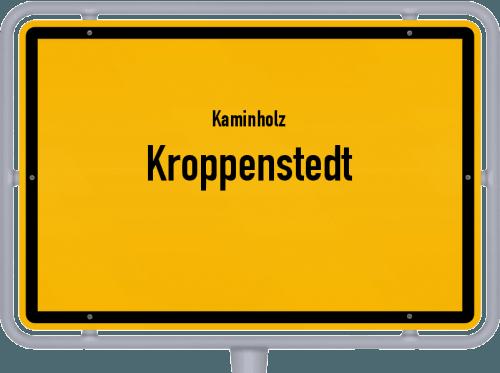 Kaminholz & Brennholz-Angebote in Kroppenstedt, Großes Bild