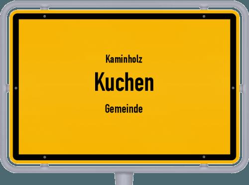 Kaminholz & Brennholz-Angebote in Kuchen (Gemeinde), Großes Bild