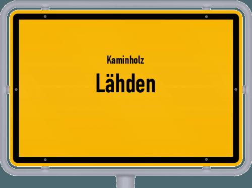 Kaminholz & Brennholz-Angebote in Lähden, Großes Bild