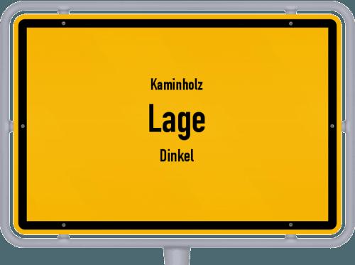 Kaminholz & Brennholz-Angebote in Lage (Dinkel), Großes Bild