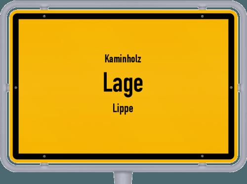 Kaminholz & Brennholz-Angebote in Lage (Lippe), Großes Bild