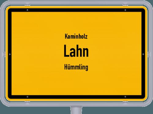 Kaminholz & Brennholz-Angebote in Lahn (Hümmling), Großes Bild