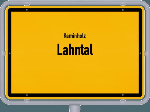 Kaminholz & Brennholz-Angebote in Lahntal, Großes Bild