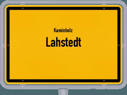 Kaminholz & Brennholz-Angebote in Lahstedt, Großes Bild