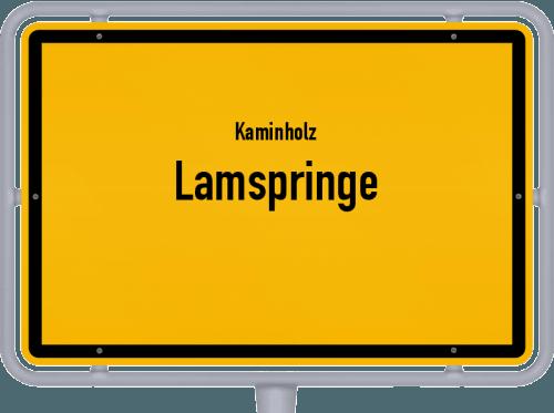 Kaminholz & Brennholz-Angebote in Lamspringe, Großes Bild