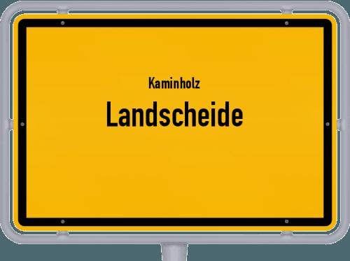 Kaminholz & Brennholz-Angebote in Landscheide, Großes Bild