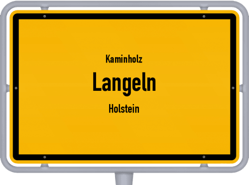 Kaminholz & Brennholz-Angebote in Langeln (Holstein), Großes Bild