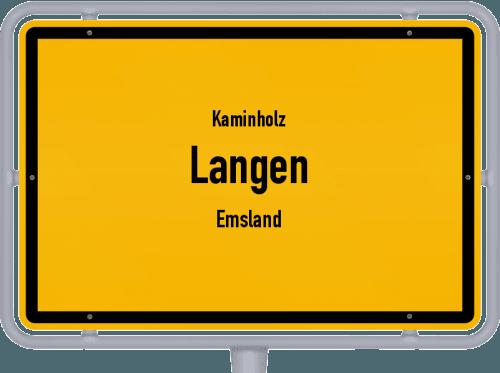 Kaminholz & Brennholz-Angebote in Langen (Emsland), Großes Bild