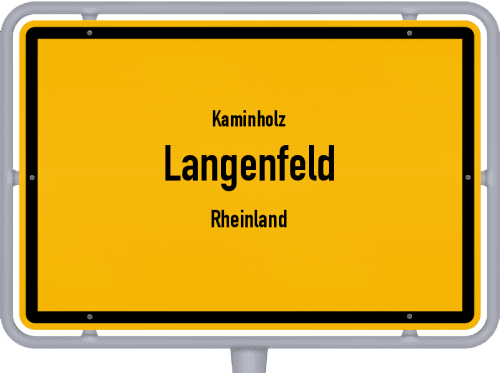 Kaminholz & Brennholz-Angebote in Langenfeld (Rheinland), Großes Bild